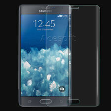 Clear Tempered Glass Screen Protector Film For Samsung Galaxy Note Edge SM-N915T