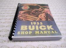 1955 Buick Shop Manual. Special Century Roadmaster Super