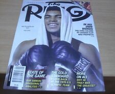 Boxing August Magazines