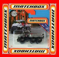 MATCHBOX 2018  TRAIL TRACKER   80/125   NEU&OVP