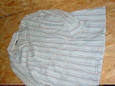Zipper Bluse v.SAMOON by GERRY WEBER Gr.48 gestreift m.Reißverschluss