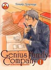 manga MAGIC PRESS GENIUS FAMILY COMPANY numero 1