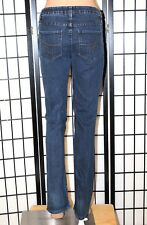 JAG Women's Size 2 Low Rise Boot Leg Western Glove Works Stretch Jeans 33 Inseam