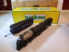 RailKing MTH 70-3002-1 Union Pacific 4-6-6-4  Challenger Steam Engine w/ Sound