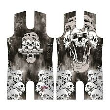 Titan Triumph Skull Powerlifting Singlet - IPF Raw Powerlifting Approved