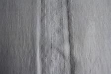 Nappe 21 ancienne en lin et fil de lin  160 x 114 cm liteaux