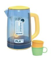 Kids Electric Kettle With Boiling Water Effect Toy Simulation Pretend Play NEW