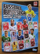 Topps Bundesliga 2013 / 2014 20 Sticker aussuchen aus Liste mit seltenen