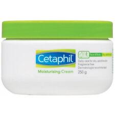 Cetaphil Moisturising Cream 250g for Dry Sensitive Skin Fragrance Free
