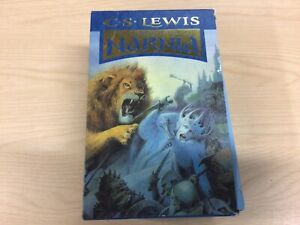 THE CHRONICLES OF NARNIA BOXED SET C S Lewis Books 1-7