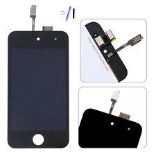 LCD display touch front glass screen with digitizer for Apple IPod touch 4 4g