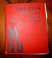 CatalinaStamps: Modern Postage Stamp Album, Scott 1944 w/1200 Stamps, D43