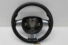 2007 FORD FOCUS ST Black Leather Steering Wheel 4M513600AK3ZHE