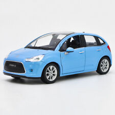 2010 CITROEN C3 - WELLY 1:24 Scale Diecast Model Car Collection