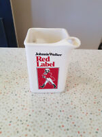Vintage Johnnie Walker Scotch Whisky Water Jug