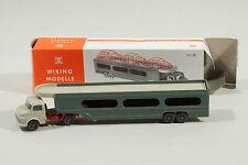 825 Typ 1A/C Wiking PKW-Transporter MB 1413 1968 - 1971 / diamantgrün mit  OVP!