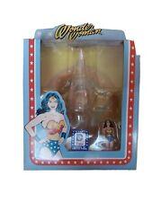 Funko Invisible Jet with Mini Retro Wonder Woman Figure Dc Legion Of Collectors