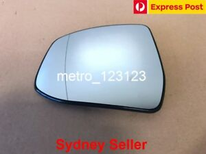 LEFT PASSENGER SIDE FORD FOCUS 2012 - 2018 MIRROR GLASS WITH HEATED PLATE