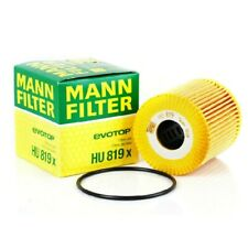 4PCS Auto HU 819 X Engine Oil Filter Fit For Volvo V40//V70//S40//S80//XC90 Trim