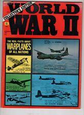 World War 2 Magazine Nov 1971 Warplanes Focke-Wolf FW 190  Raf Hawker Typhoon