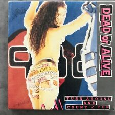 """DEAD OR ALIVE - Japanese 3"""" CD Single Release - Turn around and count II ten"""