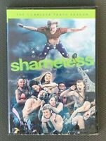 Shameless Season 10 (DVD, 3-Disc Set)Brand New. Fast shipping.