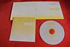 Salao Tori Sparks Lenacay Yacine Bongo Botrako Txarango Che Sudaka Promo CD