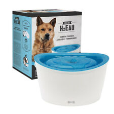 Dogit Zeus H2 Elevated Dog and Cat Drinking Fountain Water Bowl - 6 Liters
