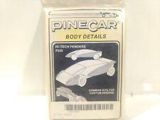 Pinecar Body Details Hi Tech Fenders P335  pt91