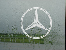 Mercedes Benz Logo Truck Lorry Decal Stickers