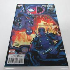 Marvel Spider-man/Deadpool Vol 1 #10 NM