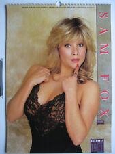 Samantha Fox calendar 1991 - 300mm x 420mm
