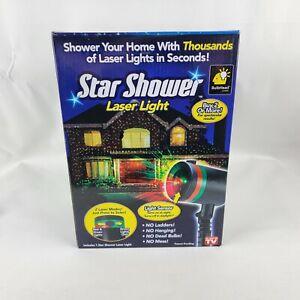 Star Shower Laser Light Projector Christmas Outdoor Waterproof Landscape