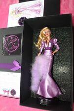 Barbie Diva Glam Platinum Spanish Doll Convention NRFB