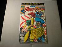 G.I. JOE #136 Starring Snake-Eyes And Ninja (1993, Marvel)