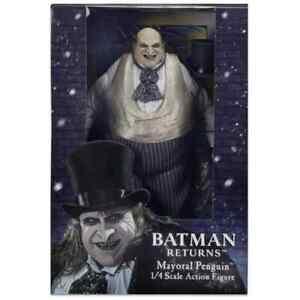 Batman Returns Mayoral Penguin 1:4 Scale Action Figure