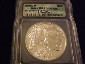 2001-P  $1             Buffalo          ICG PR 70 DCAM