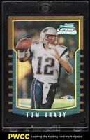 2000 Bowman Chrome Refractor Tom Brady ROOKIE RC #236 (PWCC)