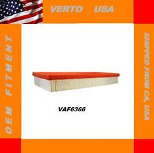 Verto USA Air Filter- VAF6366, Air Filter SA4378 Fits: Ford Bronco E150 E250 E35