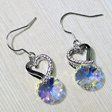 Love & Hearts Drop/Dangle Round Costume Earrings