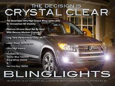 2009 2010 2011 2012 Toyota RAV4 base LED Fog Lamps Driving Lights Kit Set Pair
