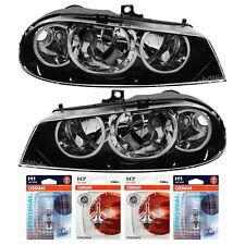 Headlight Set Alfa Romeo 156 Year 08.2003-2007 Facelift H7 +H1 Incl.