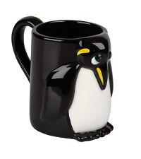 Novelty Penguin Ceramic Mug Free UK Postage