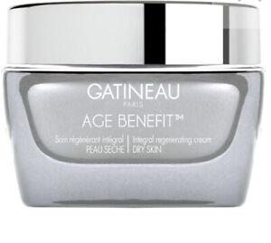 Gatineau Paris Soins régénérant intégral peau sèche anti-âge premium 50 ml