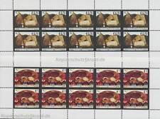 KOSOVO - 2010 GASTRONOMIE ESSEN FOOD 178-79 KLEINBOGEN **