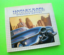 1983 HARLEY EARL AND THE DREAM MACHINE by Bayley CONCEPT CARS Y-Job NOMAD nrMINT