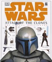 Star Wars, attack of the clones: the visual dictionary by David West Reynolds
