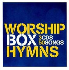 NEW Worship Box Hymns (Audio CD)