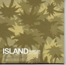 (AE7) Island Sampler Autumn '03 - DJ CD