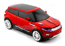 1600DPI Land Rover Range Car USB 2.4G Wireless Mouse PC Laptop Computer mice Red